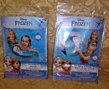 Frozen Swim Ring and Beach Ball Set