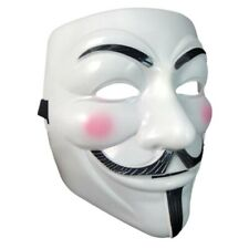 ANONYMOUS HACKER V Pour Vendetta Guy Fawkes Déguisement Halloween Masque x500