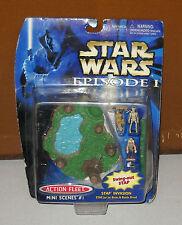 STAR WARS Episode 1 STAP INVASION Action Fleet Mini GUERRE STELLARI Galoob 1999