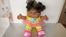 """Cabbage Patch Ethnic Princess Ballerina 12"""" Attached Clothes Tiara  Lot G5"""