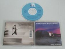Stevie Wonder / In Square Circle (Motown ZD72005) CD Álbum