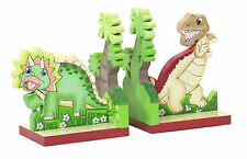 Fantasy Fields Childrens Wooden Bookends Boys Book Ends Decoration Gift TD-0080A
