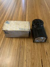 COOPER EAGLE 1212 50A 125/250V 3 pole 4 Wire NEMA 14-50R Grounded Power Outlet