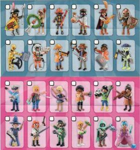 Playmobil 70565 70566 Figuren Figures Serie 19 Boys und Girls- neuwertig