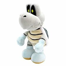 Sanei Super Mario All Star Kollektion Dry Bones Plush Japan new .