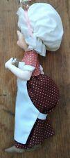 "Gladys Boalt Christmas Ornament ""Cook"" 1985 Alice in Wonderland Series"