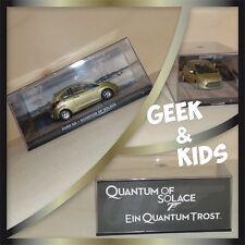 Voiture de Collection - Ford ka - Quantum of solace - 007 - 1/43 - Ref E