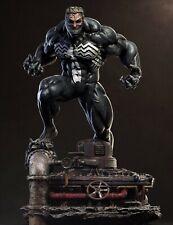 Venom Spiderman Statue Sculpture Art / Nt XM Sideshow Prime 1 / Marvel Comics