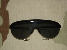 Military Black Sun Glasses w/ Carrying Pouch - USGI Army Issue - US Military