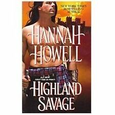 Highland Savage by Hannah Howell (2011, Paperback)