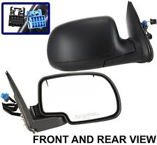 2003 2004 2005 2006 Chevrolet Silverado Passenge Side Power Mirror New W/ Signal