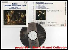 "Hector BERLIOZ ""Symphonie Fantastique"" (CD) Kosler 1985"
