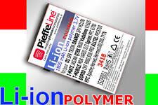 Battery Li-ionPolymer 1800mAh for iMate Jasjan QTEK 9600