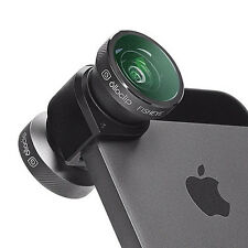 New Olloclip 4-in-1 Photo Lens System for Apple iPhone 5 / 5S / SE - Space Gray