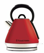 NEW Russell Hobbs Vogue Heritage Kettle RED RHK52RED