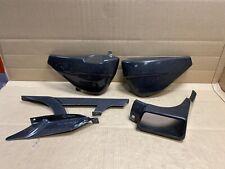 Carbon Fibre Parts for Harley Davidson XR 1200 Models