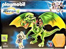 PLAYMOBIL 9001 - Ritterland-Drache mit Alex und Grimmagus - NEU + OVP