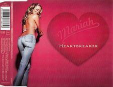 MARIAH CAREY : HEARTBREAKER / 3 TRACK-CD - TOP-ZUSTAND