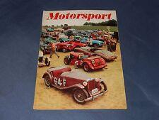 MOTORSPORT magazine May 1952 Daytona Hornet Bodies: Beautiful and Bizarre