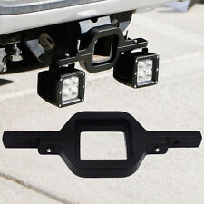 Spiffy Dual Led Backup Reverse Work Light Suv Tow Hitch Mounting Bracket Holder(Fits: Neon)