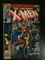 "Uncanny X-Men #114, VG 4.0, First ""Uncanny"" in title"
