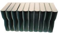 10 grüne pro collect Schutzkassetten der Deutschen Post für die großen Alben