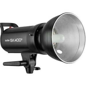 GODOX SK 400II Professional Compact Studio Flash Max Power 400Ws