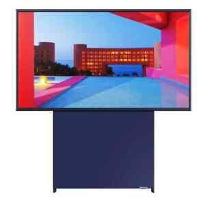 "Samsung The Sero 43"" 4K QLED Smart TV - Rotating Screen Portrait Stand NEW"