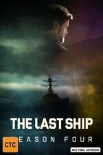 The Last Ship : Season 4 (DVD, 2018, 3-Disc Set)