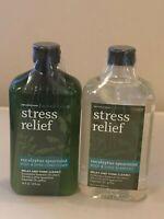 Bath & Body Works Stress Relief Eucalyptus Spearmint Shampoo or Conditioner 1*