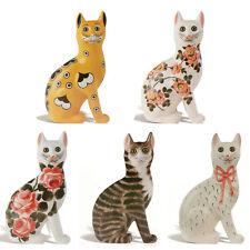 36  Wemyss Ware Cats Die-cut Blank Greetings Cards