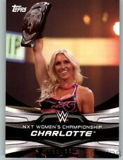 2016 WWE Divas Revolution Women's Championship #8 Charlotte