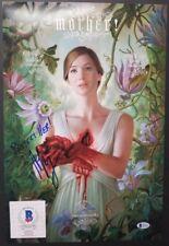 DARREN ARONOFSKY Signed Autographed MOTHER 12X18 Photo. BAS BECKETT