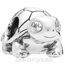 PANDORA Charm 797878CZ Bright-eyed Turtle