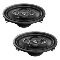 Pioneer TS-A4670F 10x15 cm Lautsprecher für BMW 6er E24 7er E23 vorne / hinten