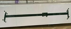 "Glide Gear DEV 470 Video Camera Track Slider 47"" Adjustable Feet OPEN BOX"