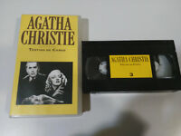 AGATHA CHRISTIE TESTIGO DE CARGO BILLY WILDER CINTA TAPE VHS CASTELLANO