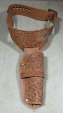 Vintage Mattel Fanner Toy Cap Gun Belt Holster Cowboy Western