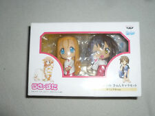 NEW IN BOX ICHIBAN KUJI K-ON! FIGURE SET ANIME BANPRESTO PRIZE MANGA JAPANESE >>