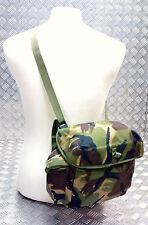 Genuine British Army S10 S6 Gas Mask Bag DPM Camo Haversack Respirator PLCE NEW