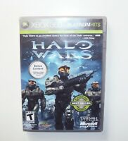 Halo Wars (XBOX 360) : Platinum Hits - CIB Very Good Condition