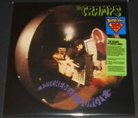 THE CRAMPS psychedelic jungle USA LP new reissue 200 GRAM limited #1065/1500