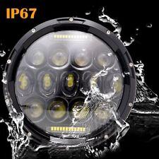 "7"" inch LED Headlight DRL For Harley Honda Shadow Aero Phantom VLX VT750 VT1100"