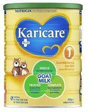 6 X Karicare Plus Goat Milk Baby Infant Formula 900g - Stage 1 (0-6months)