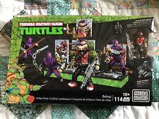 New ListingMega Bloks Teenage Mutant Ninja Turtles Bebop Villain Pack Mega Construx Tmnt