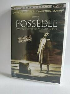 DVD horreur , possédée, version intégrale , sam raimi - tbe