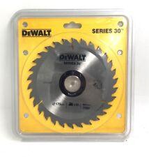 DeWalt DT1147-QZ Circular Saw Blade 170mm x 30 x 30T