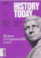 history today-MAR 2018-BRUTUS.AN HONOURABLE MAN?
