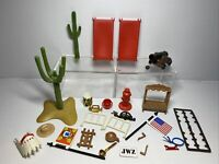 Vintage 1974 Playmobil (Geobra) PARTS Bundle