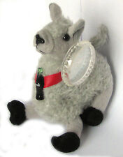 Coke Coca-Cola Plush Llama Bolivia New 1999 Nwt International Collection Beanbag